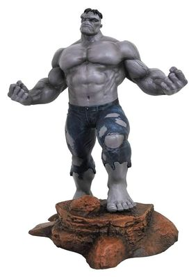 MARVEL GALLERY GREY HULK PVC STATUE SDCC 2018