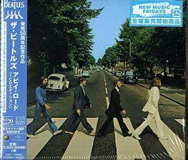 The Beatles - Abbey Road Anniversary (Japanese SHM-CD)