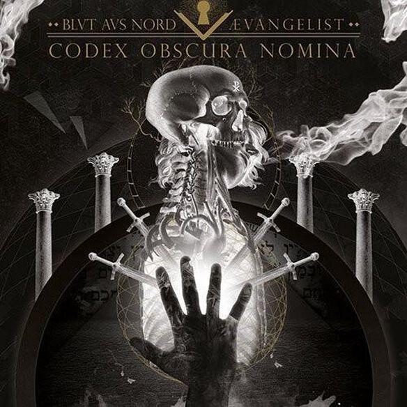 Blut Aus Nord/ Aevangelist - Codex Obscura Nomina