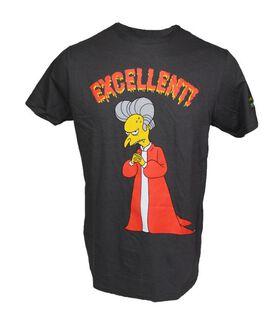Simpsons Mr. Burns Excellent T-Shirt