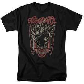 Aerosmith Let Rock Rule Short Sleeve Adult T-Shirt