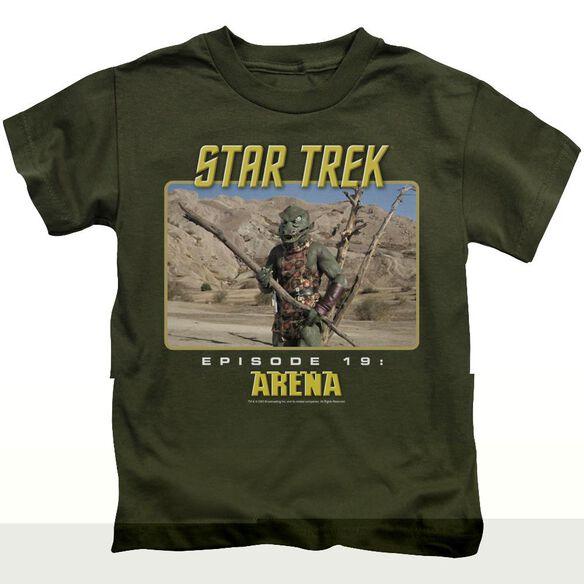ST ORIGINAL ARENA-S/S JUVENILE T-Shirt