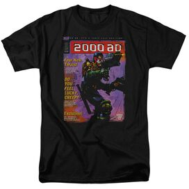 Judge Dredd 1067 Short Sleeve Adult T-Shirt
