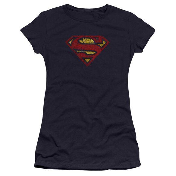 Superman Crackle S Premium Bella Junior Sheer Jersey