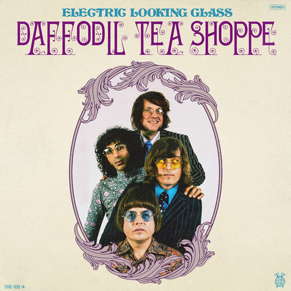 Electric Looking Glass - Daffodil Tea Shoppe / Dream A Dream