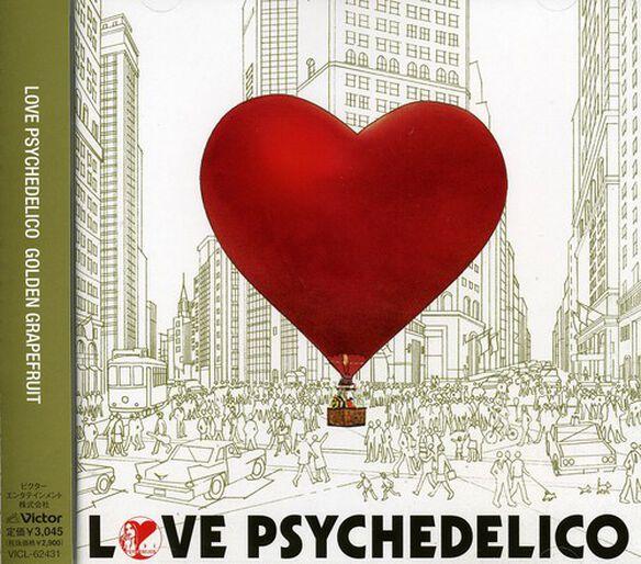 Love Psychedelico - Golden Grapefruit