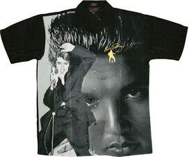 Elvis Portrait Club Shirt