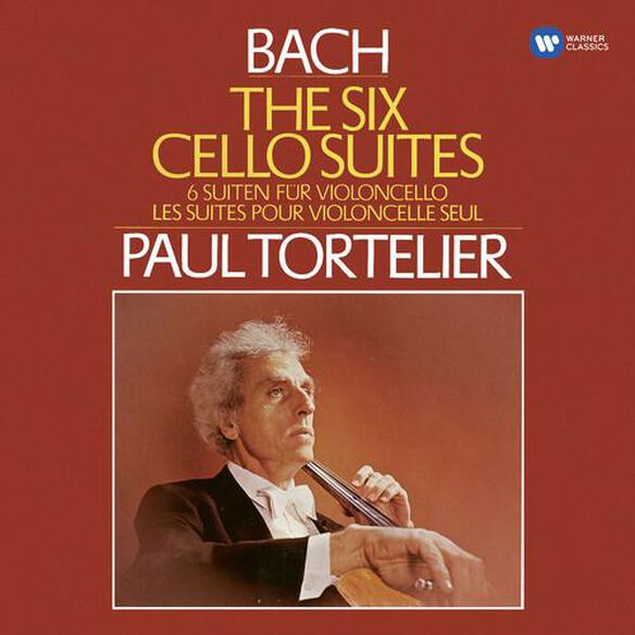 Bach/ Paul Tortelier - Cello Suites