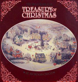 Thomas Kinkade - Treasury of Christmas [Box Set] [Collector's Tin]