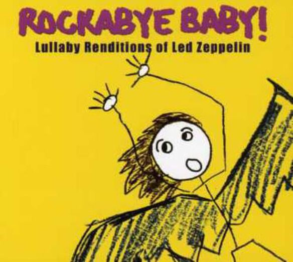 Led Zeppelin Lullaby Renditions