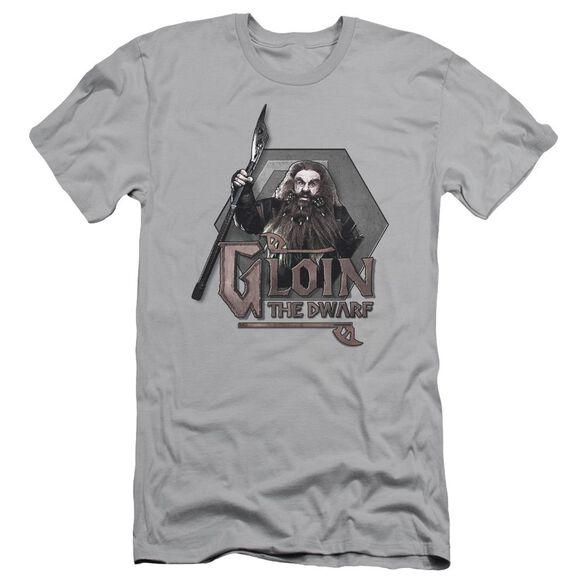 The Hobbit Gloin Short Sleeve Adult T-Shirt