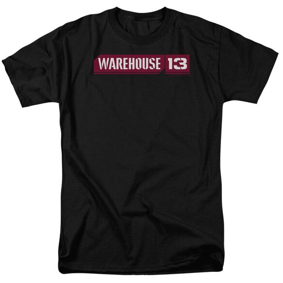 Warehouse 13 Logo Short Sleeve Adult T-Shirt