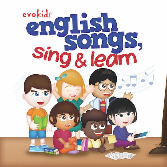 Evokids - English Songs, Sing And Learn (MQA-CD)