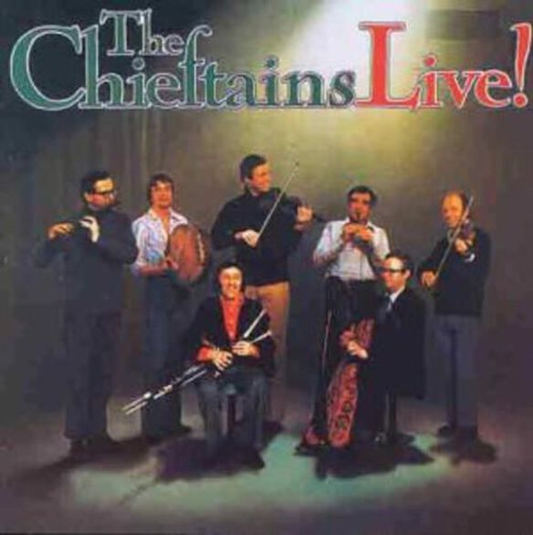 Chieftains Live (Uk)