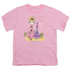 I Dream Of Jeannie Island Dance Short Sleeve Youth T-Shirt
