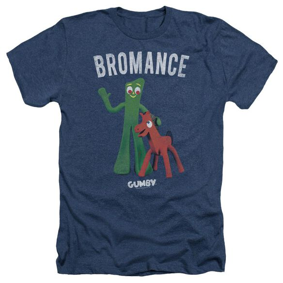 Gumby Bromance - Adult Heather - Navy