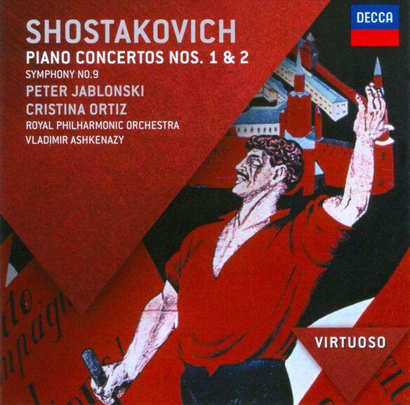 Piano Ctos No1&2 1012