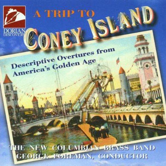 New Columbian Brass Band - Trip to Coney Island