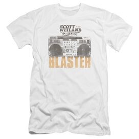Scott Weiland Blaster Premuim Canvas Adult Slim Fit