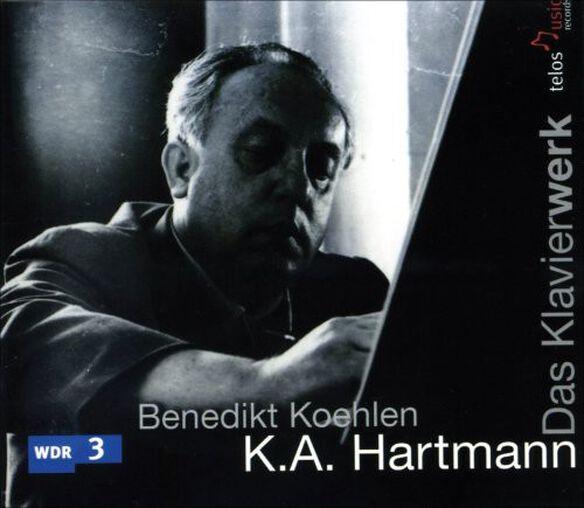 Benedikt Koehlen - Piano Works
