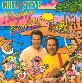 Greg & Steve - Playing Favorites