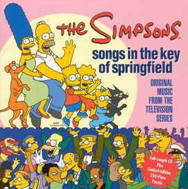 The Simpsons - Songs in the Key of Springfield