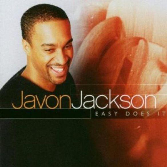 Javon Jackson - Easy Does It