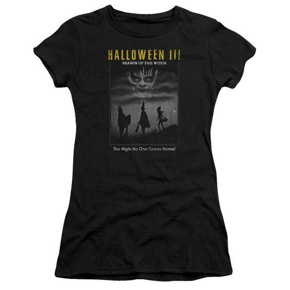 Halloween Iii Kids Poster Premium Bella Junior Sheer Jersey