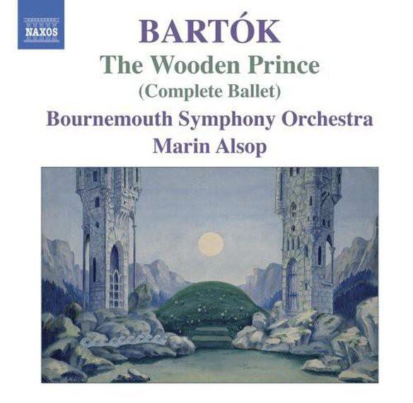 B. Bartok - Wooden Prince