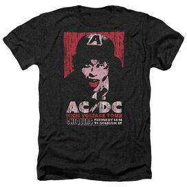 Acdc High Voltage Live 1975 Adult Heather
