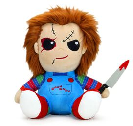Child's Play Phunny Chucky 16-Inch Plush [HugMe, Vibrates!]