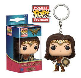Funko Pocket Pop! Keychain: Wonder Woman [2017]