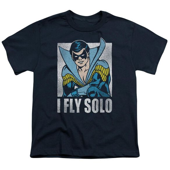 Dc Fly Solo Short Sleeve Youth T-Shirt