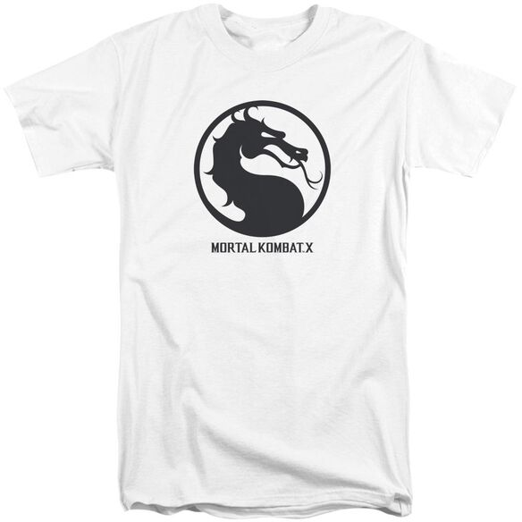 Mortal Kombat Seal Short Sleeve Adult Tall T-Shirt