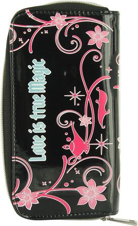 Aladdin Jasmine Love Magic Clutch Wallet