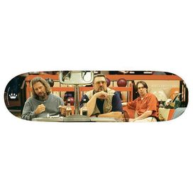 Funko Skateboard: The Big Lebowski