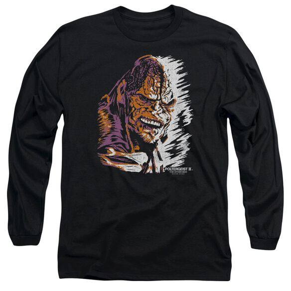 Poltergeist Ii Kane Worm Long Sleeve Adult T-Shirt