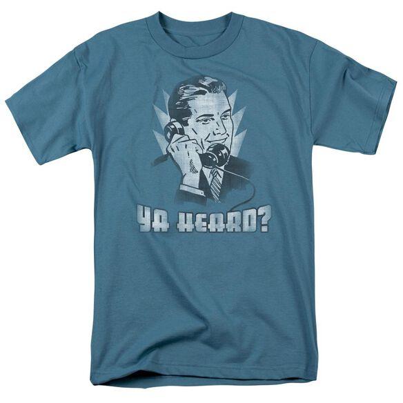 YA HEARD - ADULT 18/1 - SLATE T-Shirt