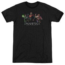 Injustice Gods Among Us Injustice League Adult Heather Ringer