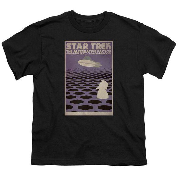 Star Trek Tos Episode 27 Short Sleeve Youth T-Shirt