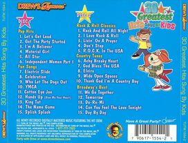 Various Artists - Drew's Famous 30 Greatest Hits Sung by Kids