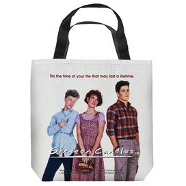 Sixteen Candles Poster Tote