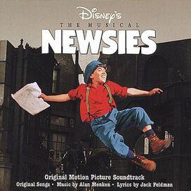 Alan Menken/Jack Feldman - Newsies [Original Motion Picture Soundtrack]