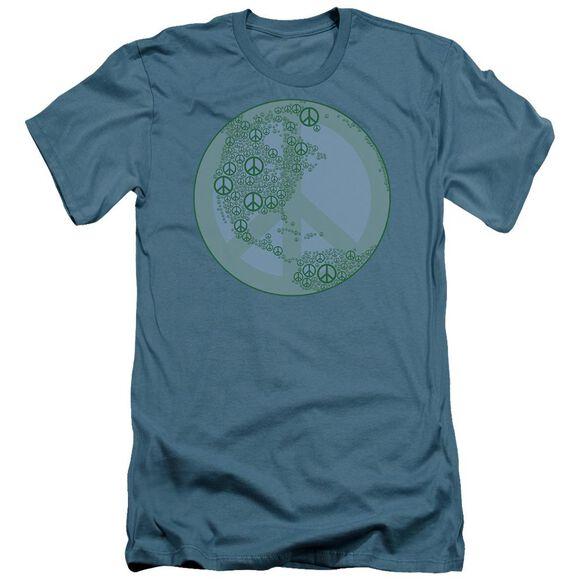 World Peace Short Sleeve Adult T-Shirt