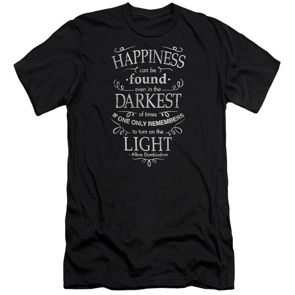 Harry Potter Happiness Hbo Short Sleeve Adult T-Shirt