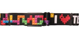 Tetris I Heart Seatbelt Belt