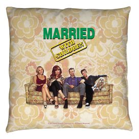 Married With Children Couch Trip Throw