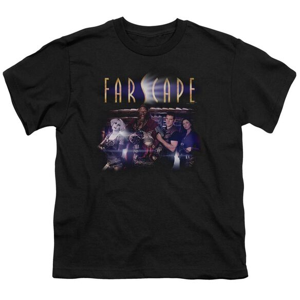 Farscape Flarescape Short Sleeve Youth T-Shirt