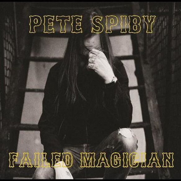 Pete Spiby - Failed Magician