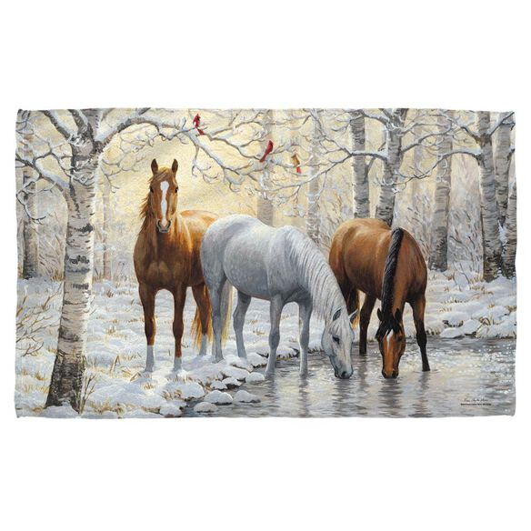 Wild Wings Frosty Sunshine 2 Bath Towel